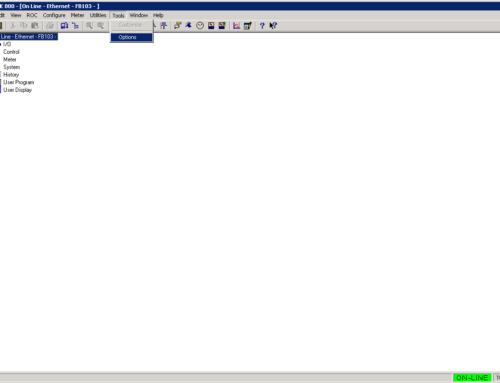 Emerson Roclink 800 Login Shortcut Key