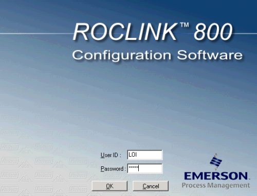 ROCLINK 800 Upgrading or Moving Existing Locations to a New Computer