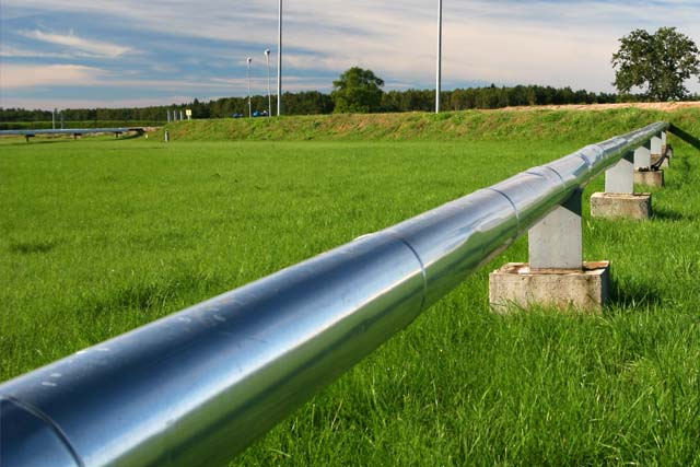 pumpjack and pipeline monitoring