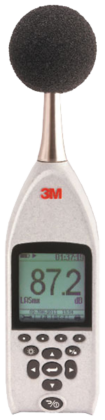 3M Sound Level Remote Monitoring