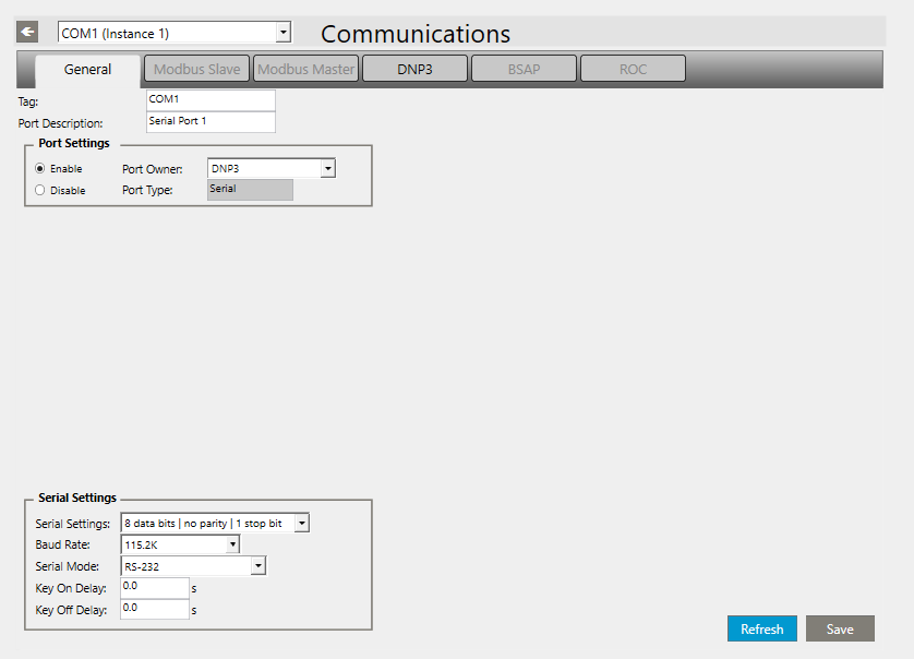 FBx Communications: Using Both ROCTalk and DNP