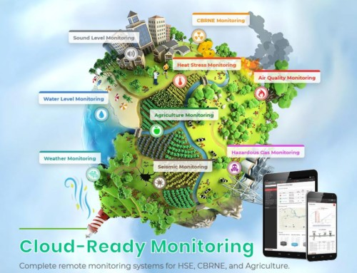 SCADACore Introduces New Initiative To Provide HSE and CBRNE Monitoring