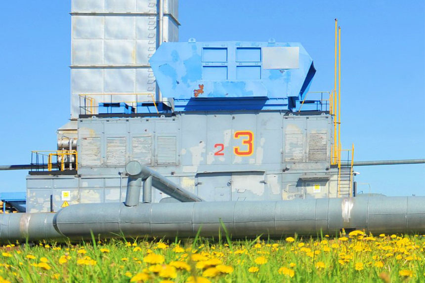 Natural Gas Booster Compressor Alerting
