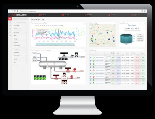 SCADACore SCADA / IIoT Remote Monitoring