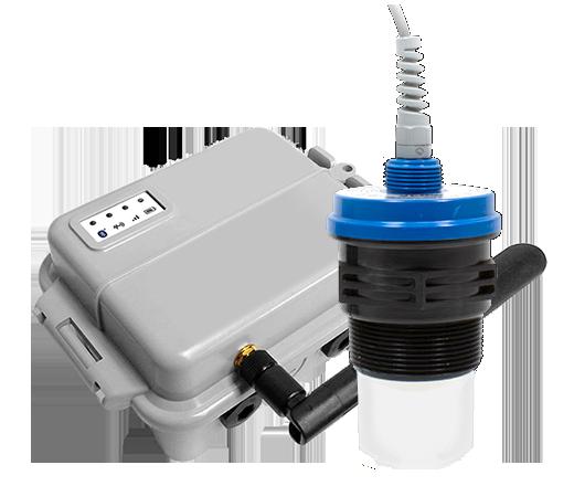 Cellular Ultrasonic Tank Level Sensor Package